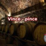 Vince - pince közmondások